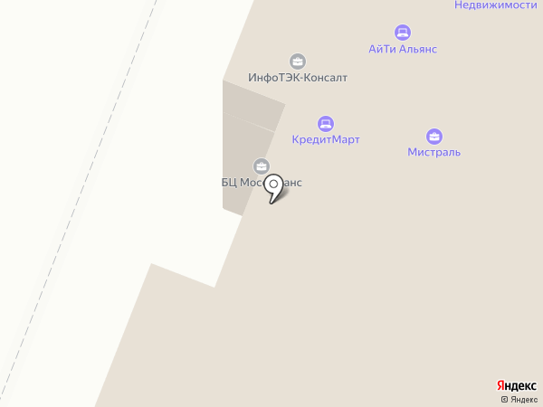 СоцПроект на карте Москвы