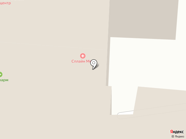 Ордынка на карте Москвы
