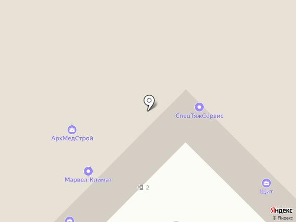 Солти Групп на карте Москвы
