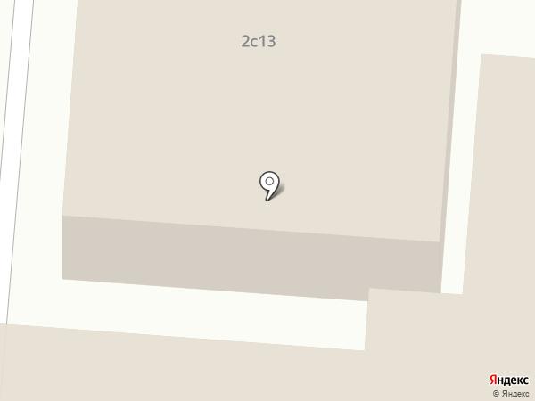 Center-T на карте Москвы