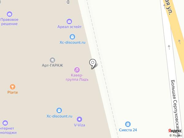 АС-ИНЖИНИРИНГ на карте Москвы