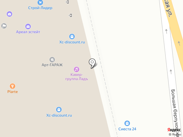 Comp-Org на карте Москвы