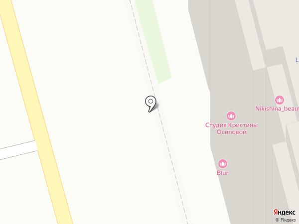 Стоматология на Пионерской на карте Тулы