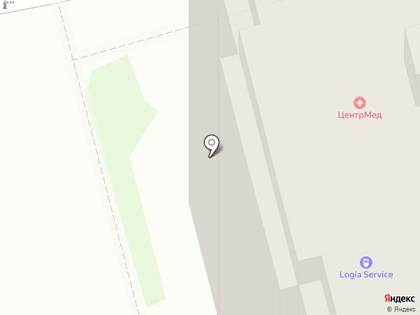 Герда на карте Тулы