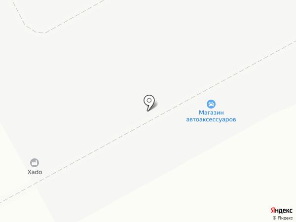 Рулевой на карте Тулы