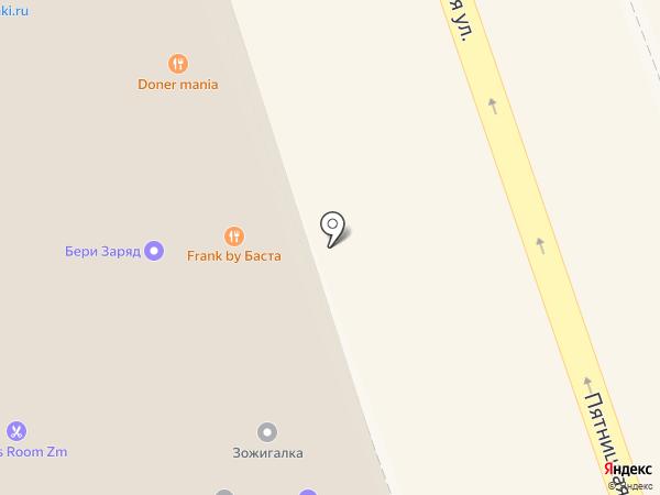 Адвокатинфо на карте Москвы