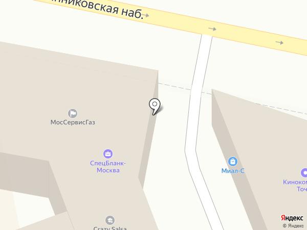 Виртуозы на карте Москвы