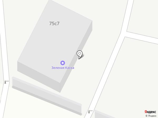 Авто ноу-хау на карте Москвы