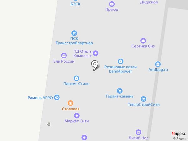 Новые Kolesa на карте Москвы