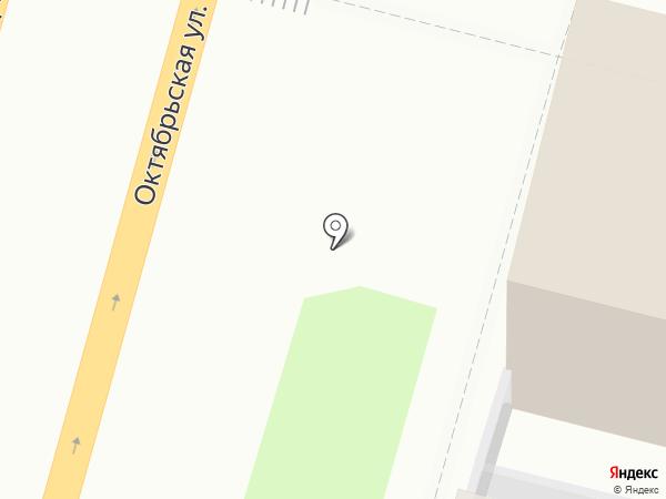 Алеан на карте Тулы