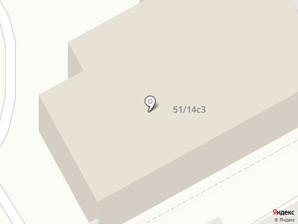 ПСТГУ на карте Москвы