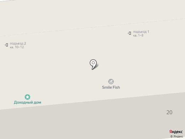 Инстар на карте Москвы