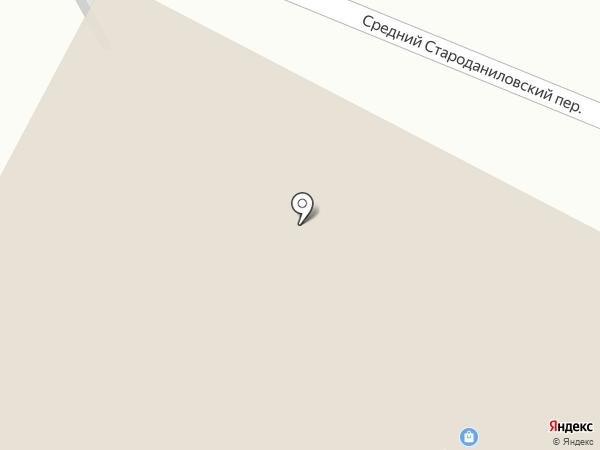 i-teddy.ru на карте Москвы