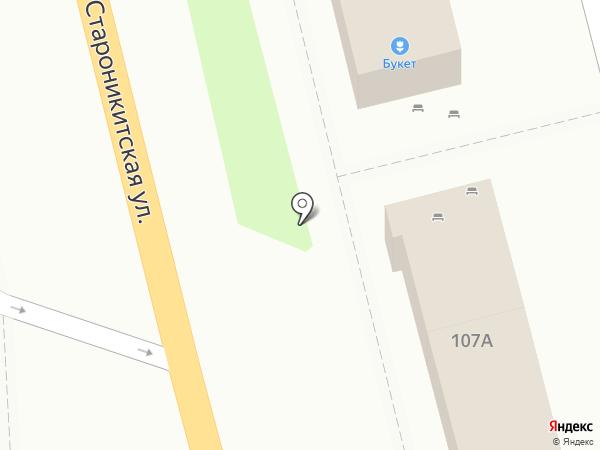 Сладкая страна на карте Тулы