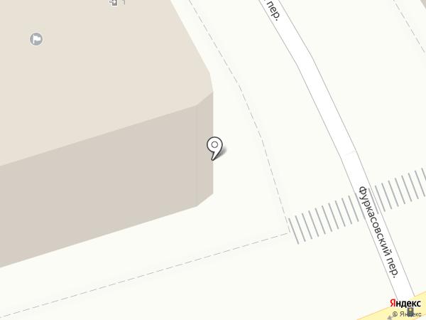 ЭмалиS на карте Москвы