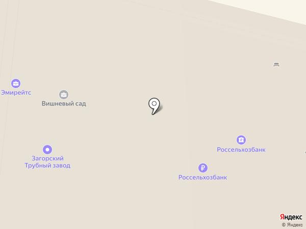 Алма Банк на карте Москвы