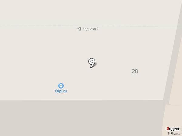 Belvedor на карте Москвы