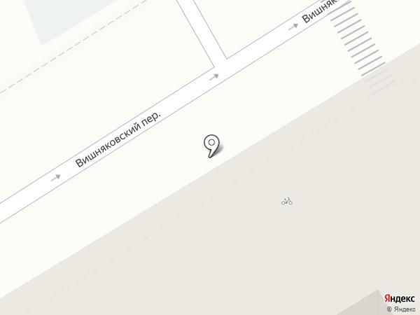Хорошие вещи на карте Москвы