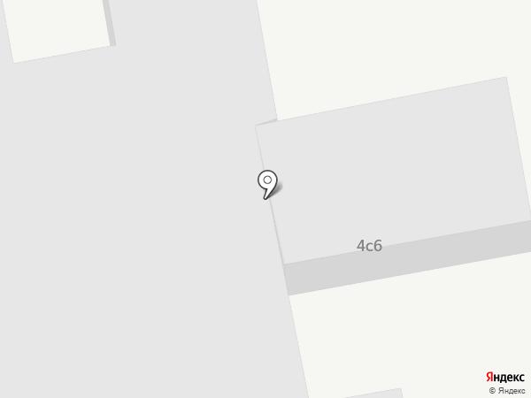 Мотоклиника на карте Москвы