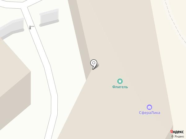 Москва-Ялта-Сити на карте Москвы