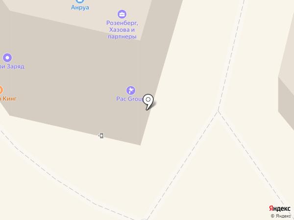 Vinette trading company на карте Москвы