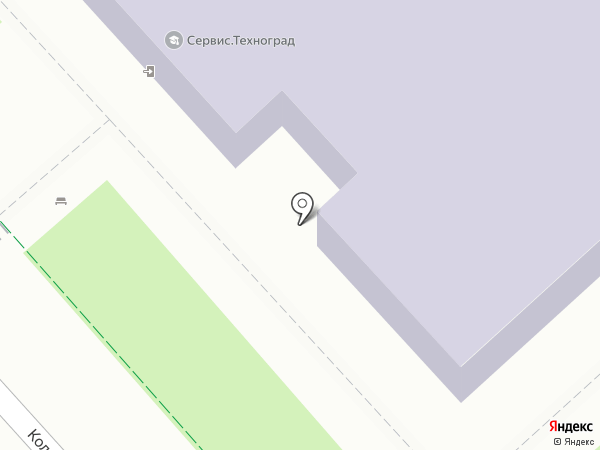 ИндорРеклама на карте Москвы