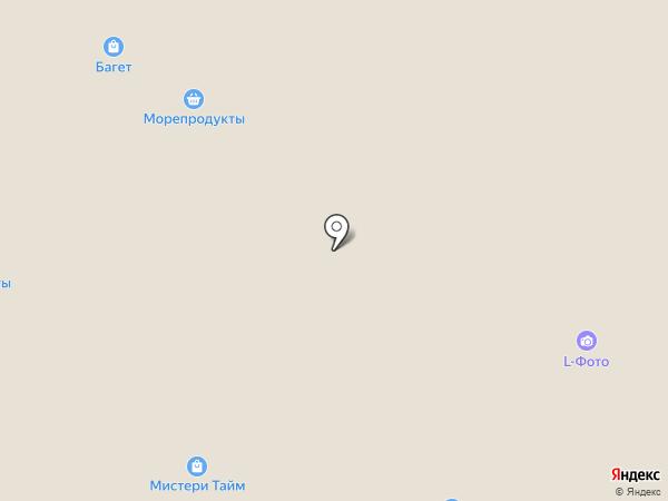 Sanrina на карте Москвы
