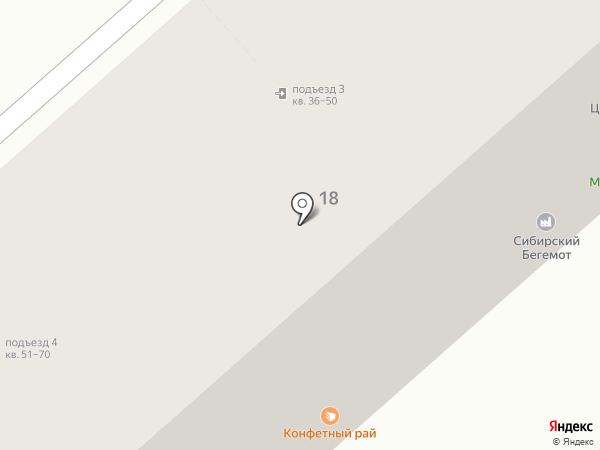 КБ Геобанк на карте Тулы