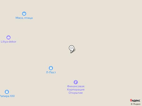 Отличный Ход на карте Москвы
