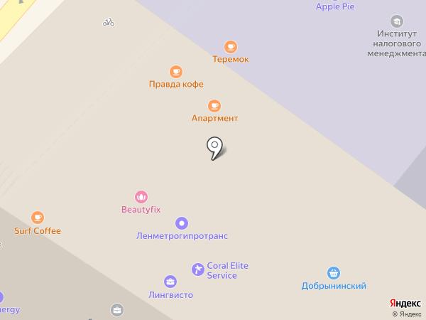 Bowie на карте Москвы