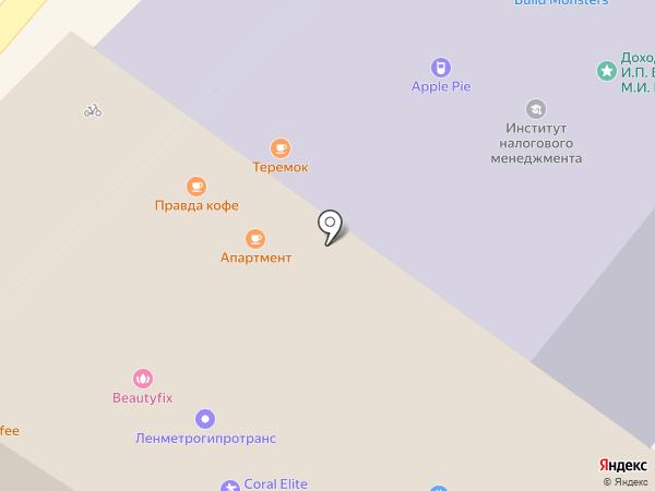КулинариУм-Экспресс на карте Москвы