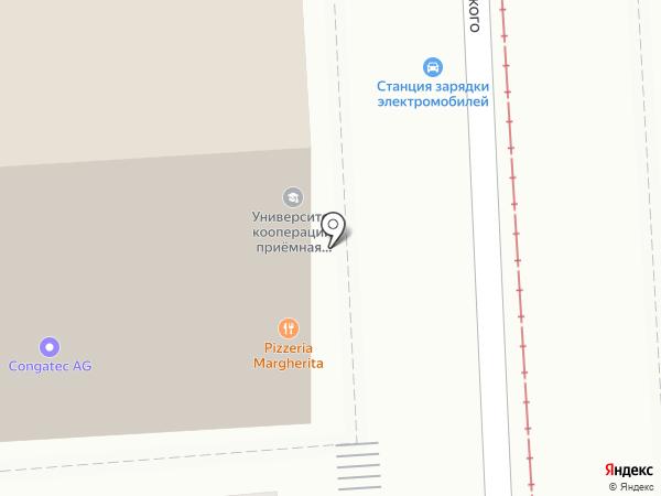 La Prima Margarita на карте Москвы