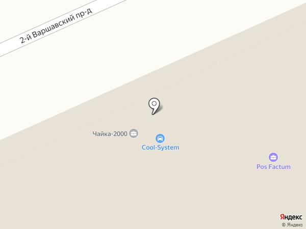 TAROGO на карте Москвы