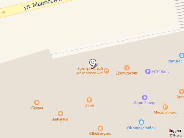 Ani Lina на карте Москвы