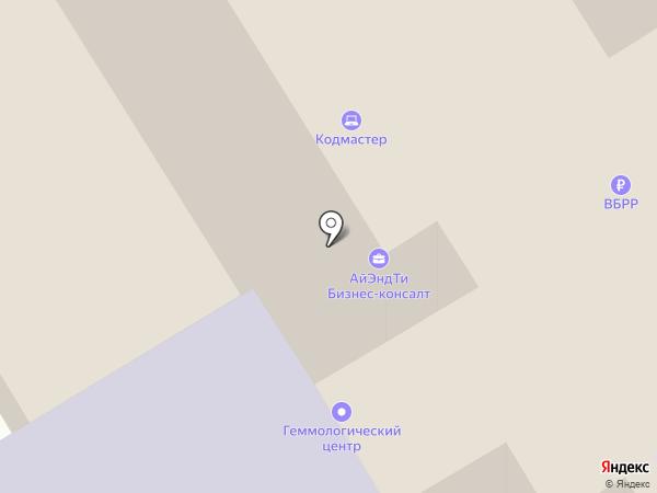 Альбион-Инжиниринг на карте Москвы