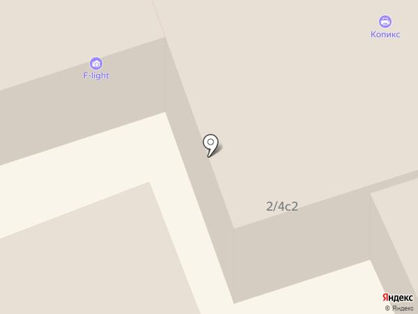 Linzi-vsem на карте Москвы