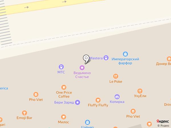 Delanko на карте Москвы