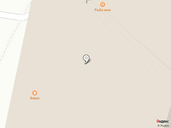 Бюро на карте Москвы
