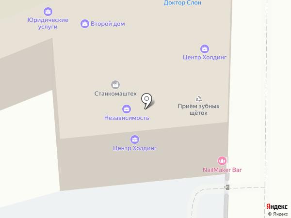 Elos Club на карте Москвы