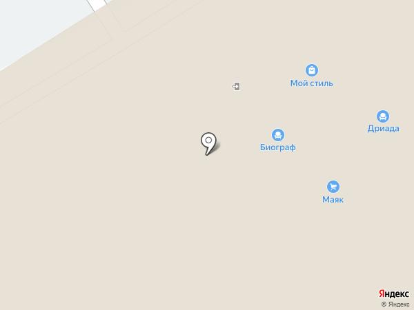 ЯГУАР на карте Москвы