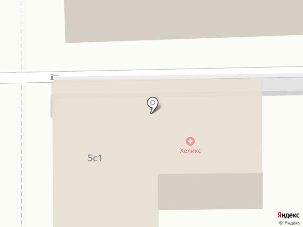 Штаб народной дружины района Замоскворечье на карте Москвы