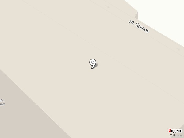 Zagrandok.ru на карте Москвы