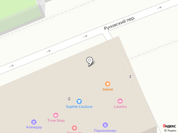 Академия на карте Москвы