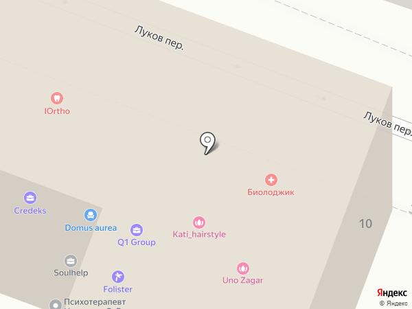 Спец-транс на карте Москвы