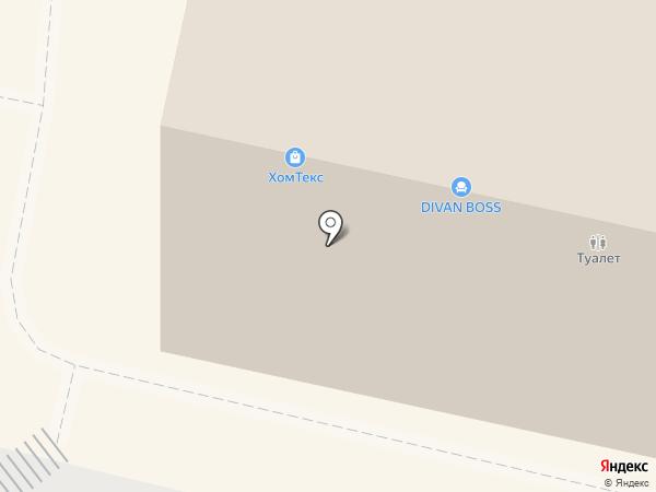 Артхолл на карте Тулы