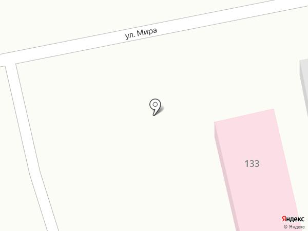 Варениковская ветеринарная лечебница на карте Варениковской
