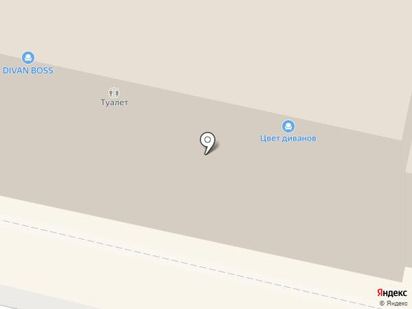 ШиК на карте Тулы