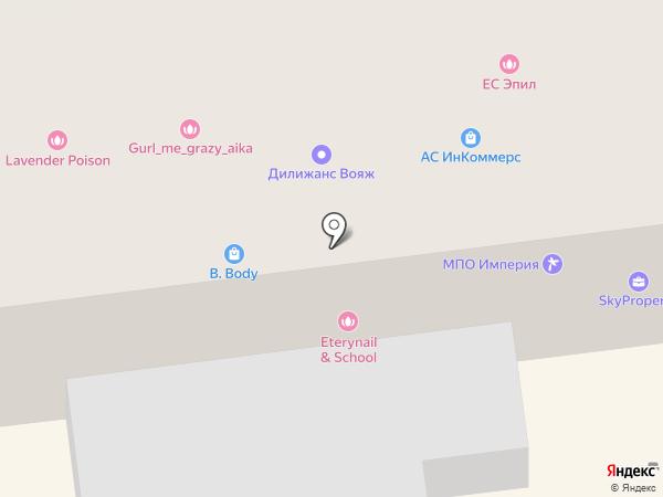 СкидкаТур на карте Москвы