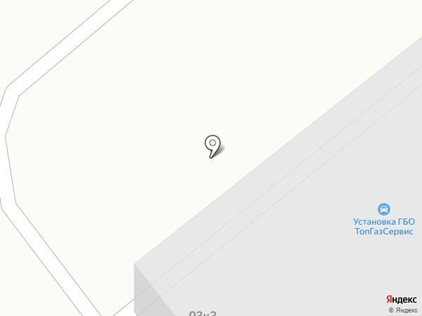 АКПП71 на карте Тулы