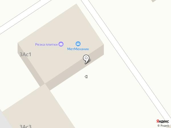 РУКОМТЕЛ на карте Москвы